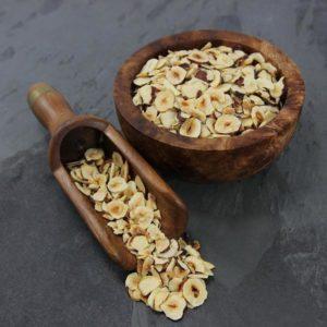 Flaked Natural Hazelnuts