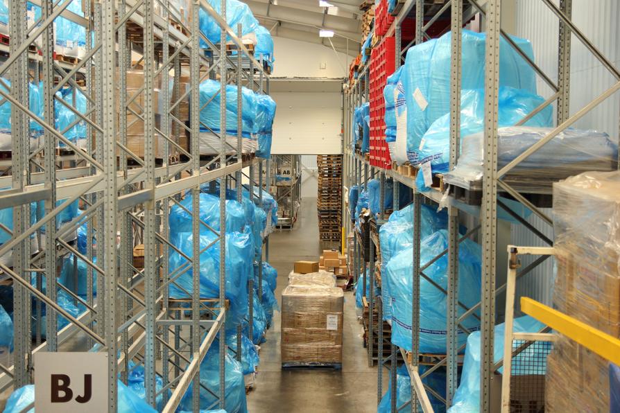 HBS Foods Storage