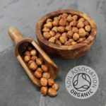 Organic Shelled Natural Hazelnuts