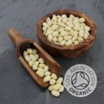 Organic Whole Blanched Peanuts