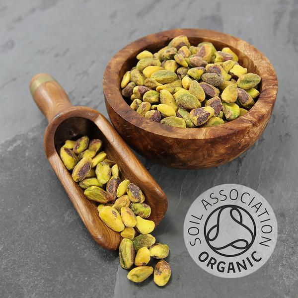 Organic Whole Pistachio Nuts