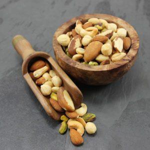Six Nut Selection