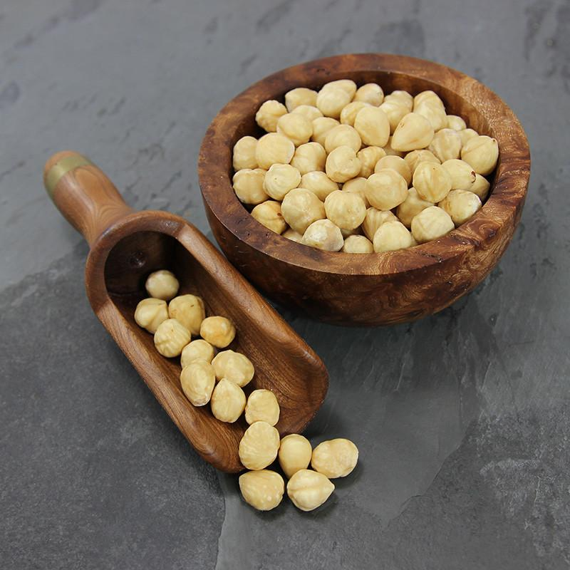 Whole Roasted Hazelnuts