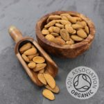 Organic Natural Shelled Almonds