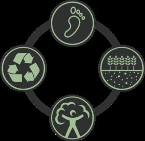 Environmental Performance infographic
