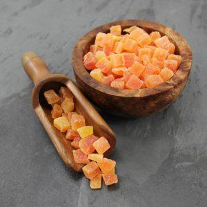 Dried Fruit - Chopped Papaya