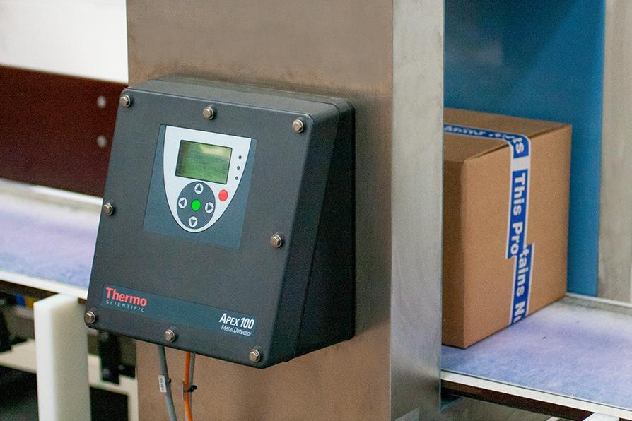 HBS Foods - Metal Detection