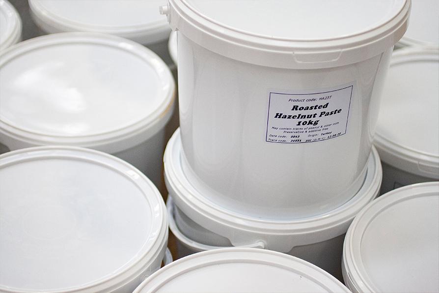 HBS Foods - Packaging