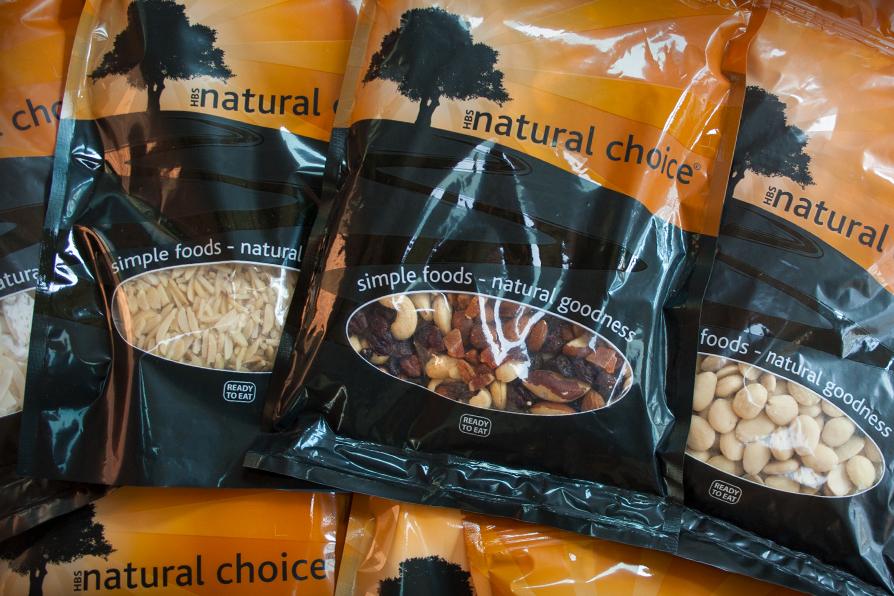 HBS Foods - Retail Packaging
