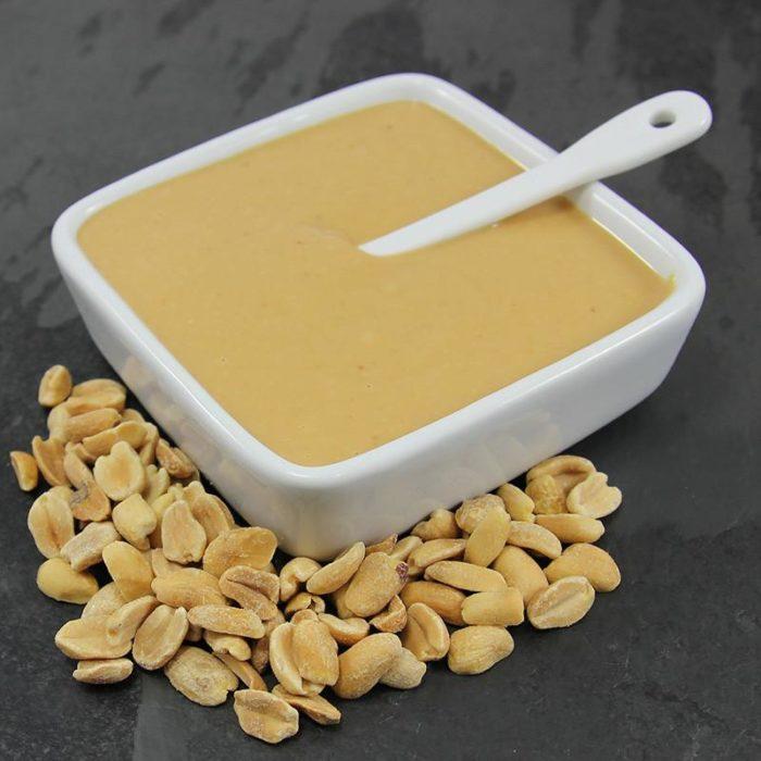 Organic Roasted Peanut Paste